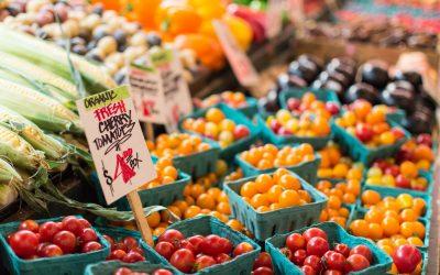 Boston-Area Farmers Markets