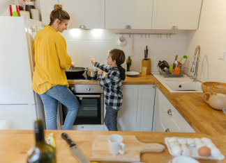 cooking anxiety - Boston Moms